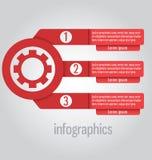 Chiaro modello Può essere usato per il infographics, elementi dei siti Web, royalty illustrazione gratis