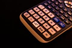 Chiave x10 della tastiera di un calcolatore immagini stock libere da diritti