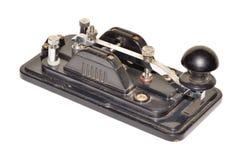 Chiave di Morse Fotografia Stock
