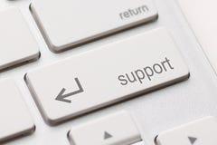 Chiave di sostegno Immagini Stock Libere da Diritti