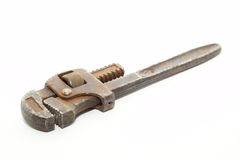Chiave di tubo Fotografia Stock Libera da Diritti