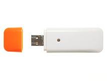 Chiave USB della firma di Digital Immagini Stock
