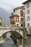 Chiavenna Stock Images