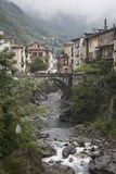 Chiavenna, Italy Royalty Free Stock Images