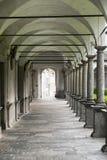 Chiavenna: klooster van San Lorenzo Royalty-vrije Stock Foto's