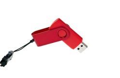 Chiavetta USB Fotografia Stock Libera da Diritti