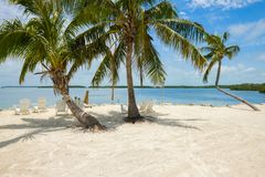 Chiavi sceniche di Florida fotografia stock libera da diritti