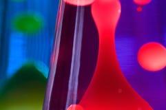 Chiazza della lava Fotografia Stock