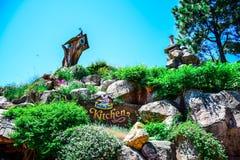 CHIBA, JAPAN: Grandma Sara`s Kitchen restaurant in Tokyo Disneyland Royalty Free Stock Image