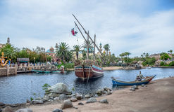 CHIBA, JAPAN: Arabian Coast attraction area in Tokyo Disneysea located in Urayasu, Chiba, Japan. Arabian Coast attraction area in Tokyo Disneysea located in royalty free stock images