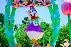 CHIBA, JAPAN: Tagesparade Urayasu, Japan Tokyos Disneyland Ostern Lizenzfreies Stockbild