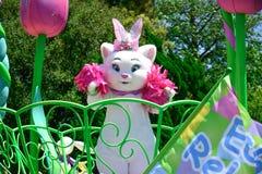 CHIBA, JAPONIA: Tokio Disneyland Easter dzienna parada Urayasu, Japonia Obraz Stock