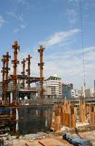 Chiba Station Building Site Royalty Free Stock Image