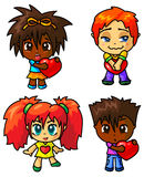 Chibi Stock Photography