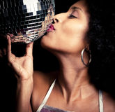 chic disko Royaltyfri Fotografi