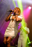 Chic featuring Nile Rodgers (band) performs at Sonar Festival Stock Images