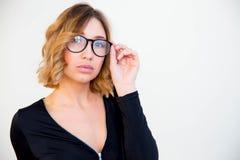 2 chic glasses latin Стоковые Изображения RF