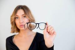 2 chic glasses latin Стоковая Фотография RF