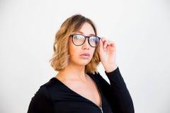 2 chic glasses latin Стоковое Изображение