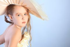 Chic look Royalty Free Stock Images