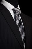 Chic and stylish suit Royalty Free Stock Photos