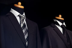 Chic and stylish suit Royalty Free Stock Image