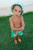 chic unge för strand Fotografering för Bildbyråer