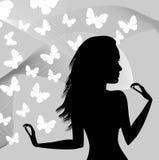 Chica Imágenes de archivo libres de regalías