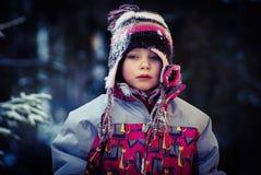 Chica Imagen de archivo libre de regalías