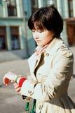 Chica Foto de archivo libre de regalías
