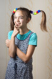 Chica Fotografía de archivo libre de regalías
