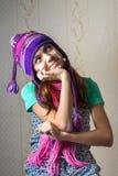Chica Fotos de archivo