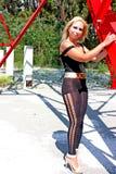 Chica Imagen de archivo