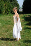 Chica joven Fotos de archivo