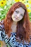 Chica joven Imagenes de archivo