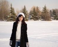 Chica joven fotografía de archivo