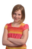 Chica joven imágenes de archivo libres de regalías