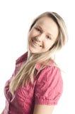Chica joven atractiva Imagenes de archivo
