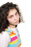 Chica joven bonita Fotografía de archivo