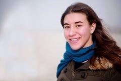 Chica joven bonita Imágenes de archivo libres de regalías