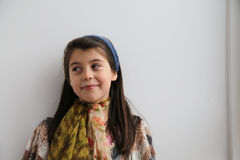 Chica joven de los duendes de Slick Caucasian Fotografía de archivo