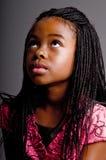 Chica joven del retrato Imagen de archivo libre de regalías