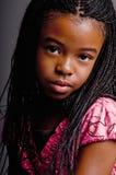Chica joven del retrato Foto de archivo libre de regalías