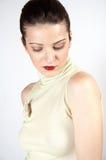 Chica joven elegante 04 Foto de archivo libre de regalías