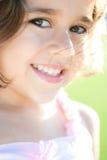 Chica joven feliz Imágenes de archivo libres de regalías