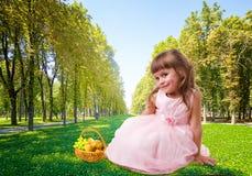 Chica joven feliz Foto de archivo