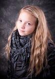 Chica joven hermosa Fotos de archivo libres de regalías