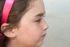 Chica joven hermosa Imágenes de archivo libres de regalías