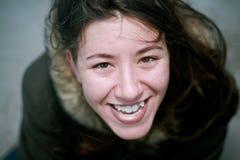 Chica joven linda Imagenes de archivo