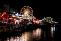 Chicaco Navy Pier Stock Images